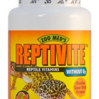 Zoo Med Reptivite Without D3 2 oz.