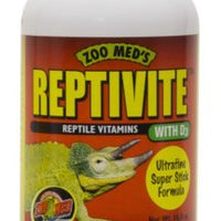 Zoo Med Reptivite With D3