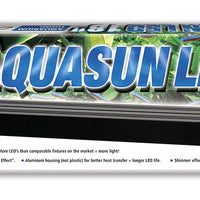 Zoo Med AquaSun LED Aquarium Hood 18""