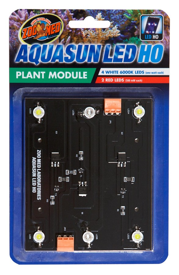 Zoo Med AquaSun LED HO Plant Module