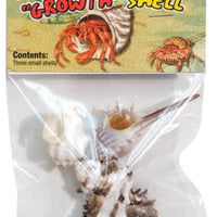 Zoo Med Hermit Crab Growth Shell Small 3 Pk.