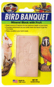 Zoo Med Bird Banquet Fruit Mineral Block Large