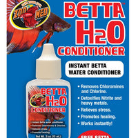 Zoo Med Betta H20 Conditioner