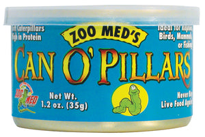 ZooMed Can Of Pillar Soft 1.2 oz.