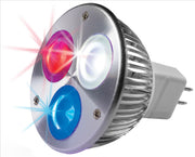 Coralife 3wt Trichromatic LED Tri Lamp