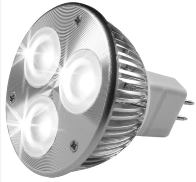 Coralife Aqualight 10K Daylight LED Tri-Lamp