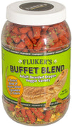 Fluker's Buffet Blend Adult Bearded Dragon Veggie Variety 4.5 oz