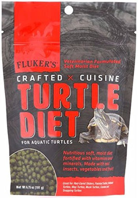 Fluker's Crafted Cuisine Aquatic Turtle Diet