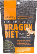 Fluker's Crafted Cuisine Juvenile Bearded Dragon Diet