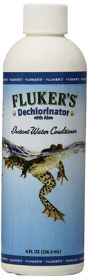 Fluker's Dechlorinator With Aloe 8 oz.