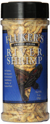 Fluker's Freeze Dried River Shrimp 1 oz.