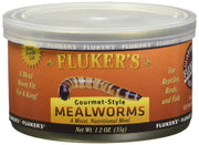 Fluker's Gourmet Canned Mealworms