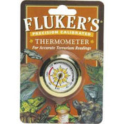 Fluker's Thermometer Round