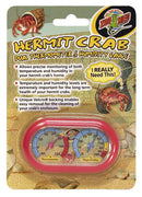 Zoo Med Hermit Crab Thermometer/Humidity Gauge