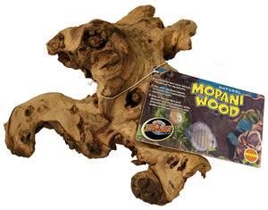 Zoo Med Mopani Wood Aquarium Tag Jumbo