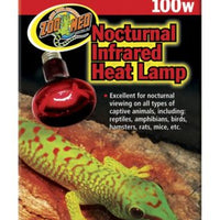 Zoo Med Red Infared Heat Lamp