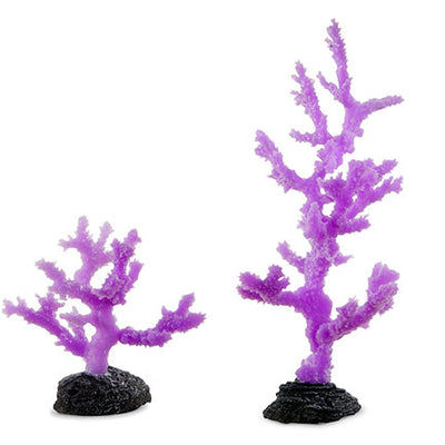 Sporn Aquatic Creations Purple Sinularia Coral