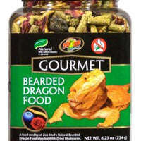ZooMed Gourmet Bearded Dragon Food 8.25Z