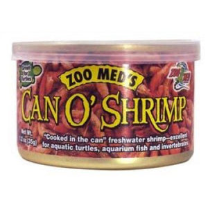 Zoo Med Can O' Shrimp 1.2 oz.