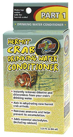 Zoo Med Hermit Crab Drinking Water Conditioner