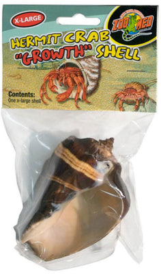 Zoo Med Hermit Crab Growth Shell Extra-Large 1 Pk.
