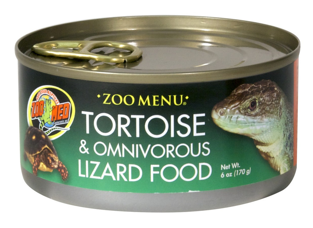 Zoo Med Land Tortoise And Omnivore Food 6 oz. (Can)