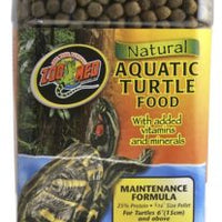 Zoo Med Natural Aquatic Turtle Food 45 oz.