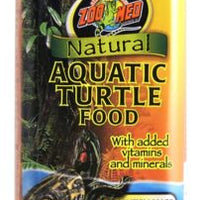 Zoo Med Natural Aquatic Turtle Food Maintenance 12 oz.