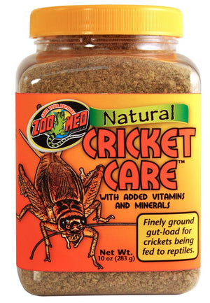 Zoo Med Natural Cricket Care 10 oz.