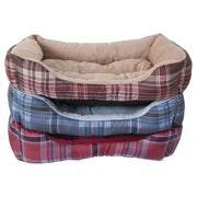 Aspen Pet 20x15 Rectangle Value Lounger Assorted