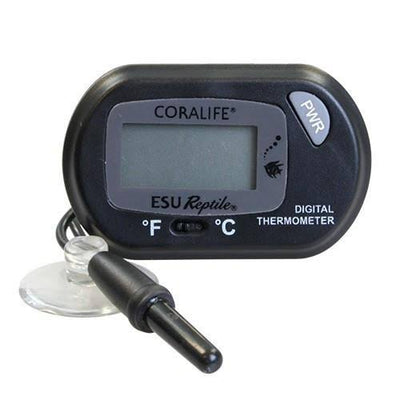 Coralife Digital Thermometer for Aquariums
