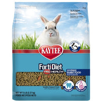 Kaytee Forti-Diet Pro Health Juvenile Rabbit Food 5 Pound