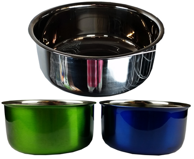 A&E Cage Coop Cup With Ring & Bolt Color Box Bird Bowls