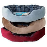 Aspen Pet 20x15 Value Oval Lounger Assorted