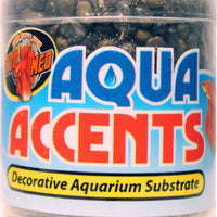 Zoo Med Aqua Accents River Pebbles 1/2 lb.