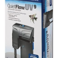 Aqueon Quietflow UV Sterilizer 9wt