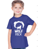 Wolf Pack Short Sleeve T Shirt