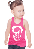 Wolf Pack Racerback Tank