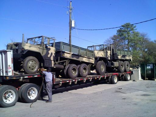 Military Truck For Sale 5 Ton M939 M818