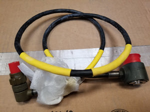 MRAP Cable Assembly A3206127-4 5995-01-475-2702		 A3206127-4