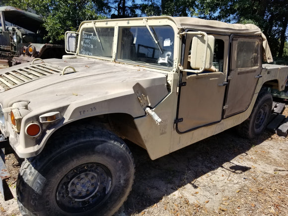 4 Man Humvee M998 For Sale 6.2L Soft Top