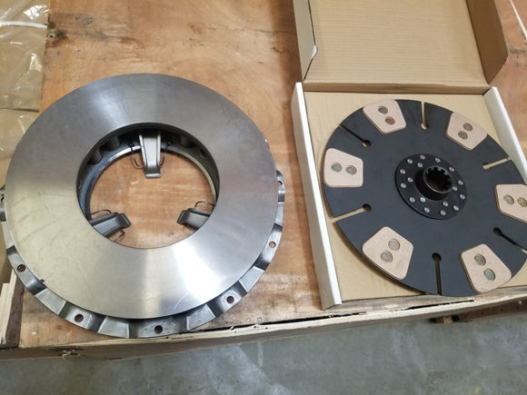 5 TON M813 CUMMINS M809 M54A2 CLUTCH SET M800 SERIES TRUCKS Disc, Pressure Plate