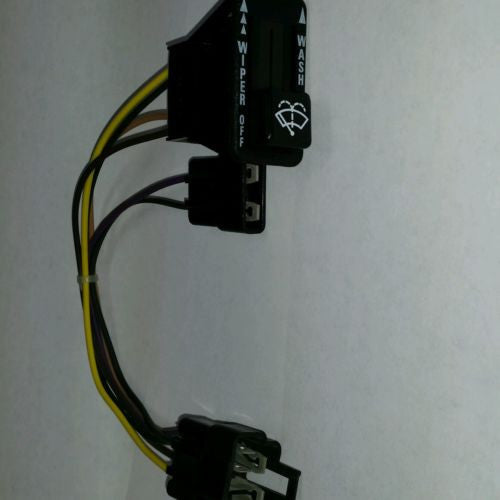 Hummer H1  Switch & Harness Asm, Windshield Wiper 6000036
