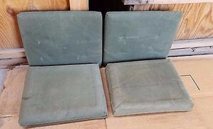 HMMWV Humvee M998 GREEN Seat Cushion Kit  M1097/M1038/H1 AM GENERAL