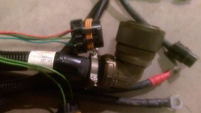Hummer H1 Wire Harness, NOS 6003600 on