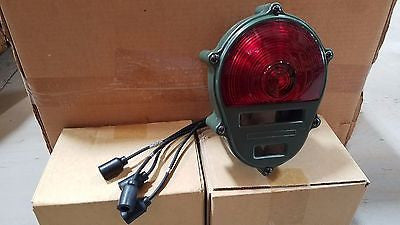 HMMWV M151, M800 G741, M35A2, M998 Rear Tail Light 11614157 Military Truck Light