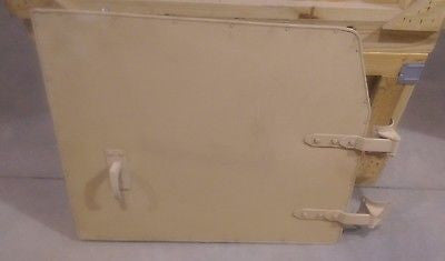 NEW HMMWV Humvee Door - Rear Passenger - TAN M996 2 Man M1025 Hard Door 012651139.2510