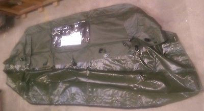 HMMWV Humvee, 4 MAN M998 Rear Cargo Extension Cover, 12340765  Military Truck
