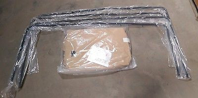 M998 HMMWV Humvee 2 MAN CARGO SOFT TOP KIT TAN 4 BOWS AND TOP 12340744