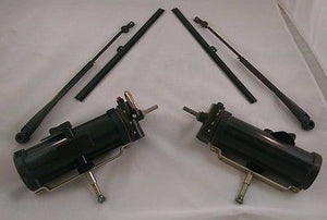 M35A2 M54 M809 Windshield KIT AIR WIPER Motor, Arms Blades, Military Truck Parts